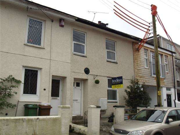 3 Bedrooms Terraced House for sale in Underwood Road, Plymouth, Devon