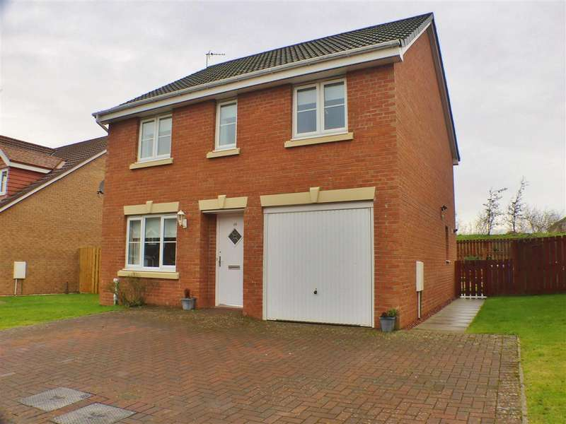 4 Bedrooms Detached House for sale in Cornfoot Crescent, Game Keepers Wynd, EAST KILBRIDE