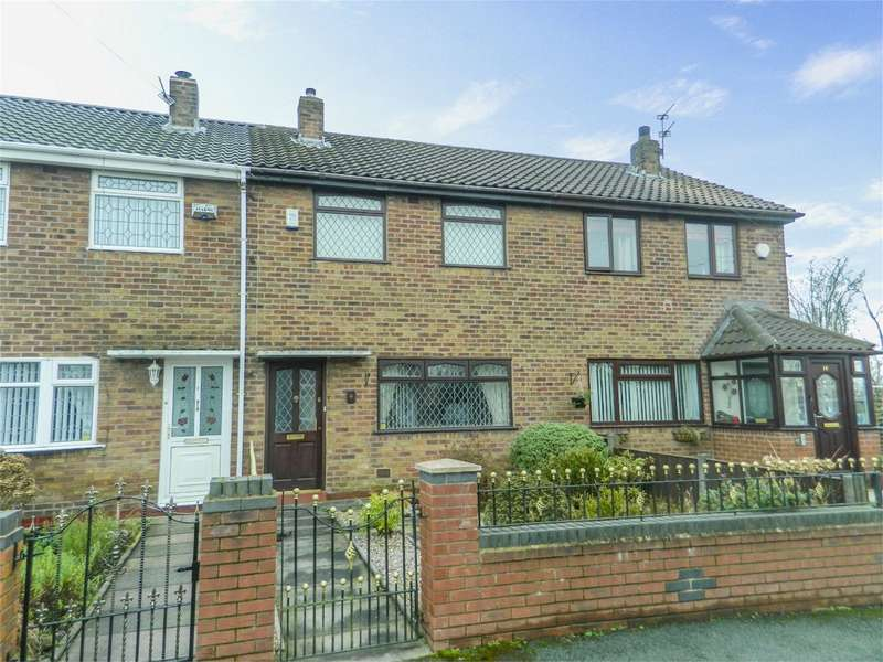 2 Bedrooms Terraced House for sale in Sycamore Avenue, Hindley Green, Wigan, Lancashire