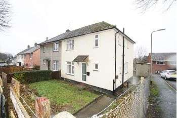 3 Bedrooms Semi Detached House for sale in Blandford Road, Plymouth