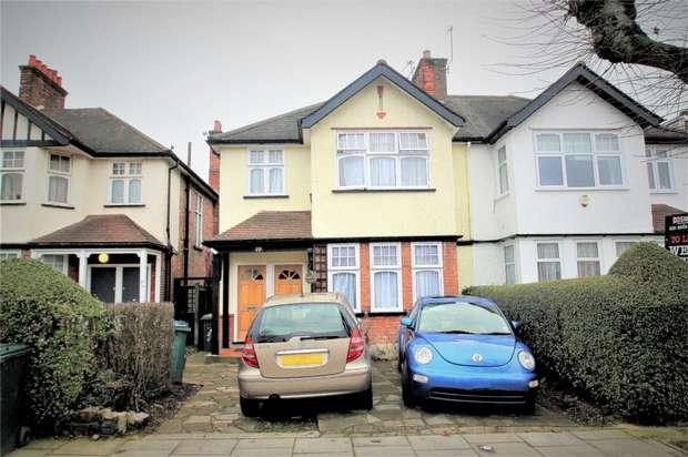 1 Bedroom Flat for sale in Goodwyn Avenue, London
