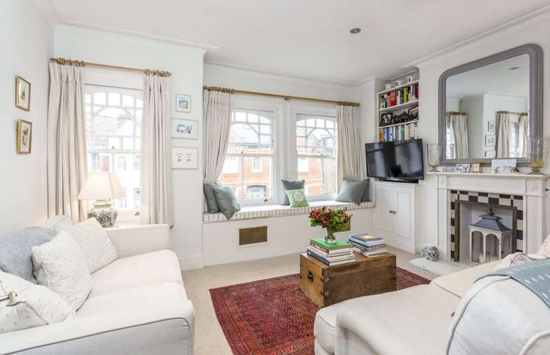 3 Bedrooms Flat for sale in Cranbury Road, Bury Triangle, Sands End, Fulham, SW6