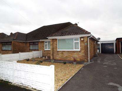 2 Bedrooms Bungalow for sale in Coniston Drive, Walton-Le-Dale, Preston, Lancashire