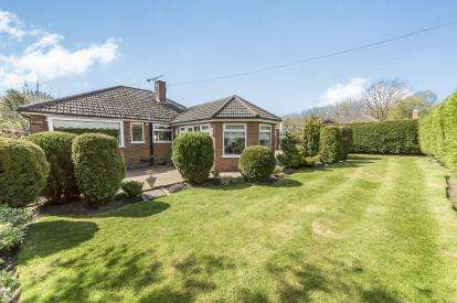 3 Bedrooms Bungalow for sale in Cromley Road, High Lane, Stockport, Greater Manchester