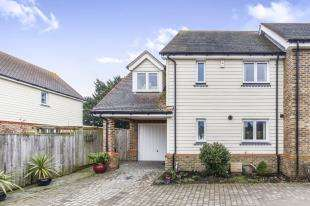 3 Bedrooms End Of Terrace House for sale in The Old Dairy, Halfway Road, Minster On Sea, Sheerness