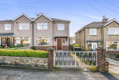 3 Bedrooms Semi Detached House for sale in Greaves Drive, Lancaster, LA1