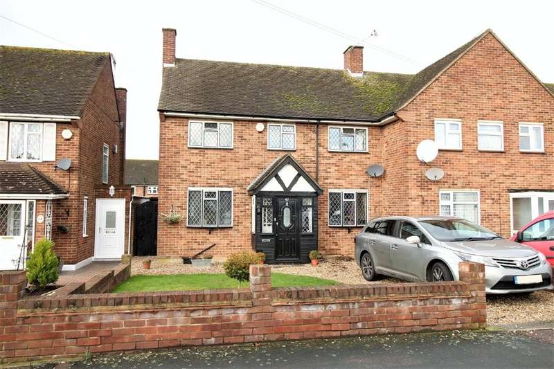 3 Bedrooms Terraced House for sale in Watford, HERTS
