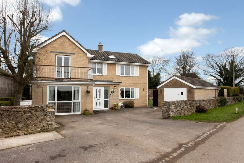 4 Bedrooms Detached House for sale in Neston, Corsham