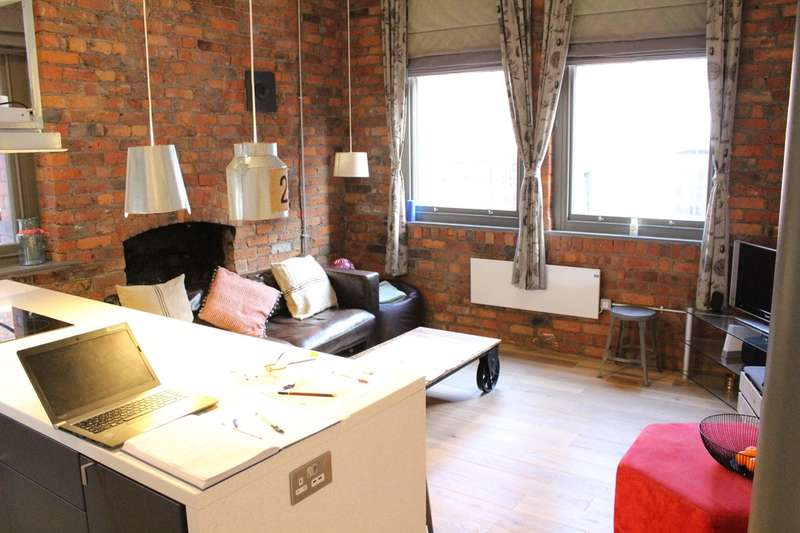 2 Bedrooms Flat for rent in Dale Street, Piccadilly