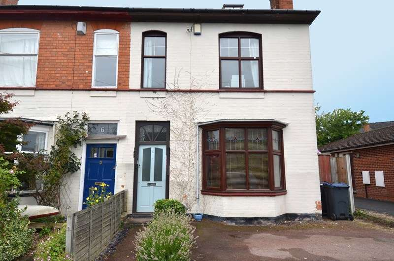 4 Bedrooms Semi Detached House for sale in All Saints Road, Kings Heath, Birmingham
