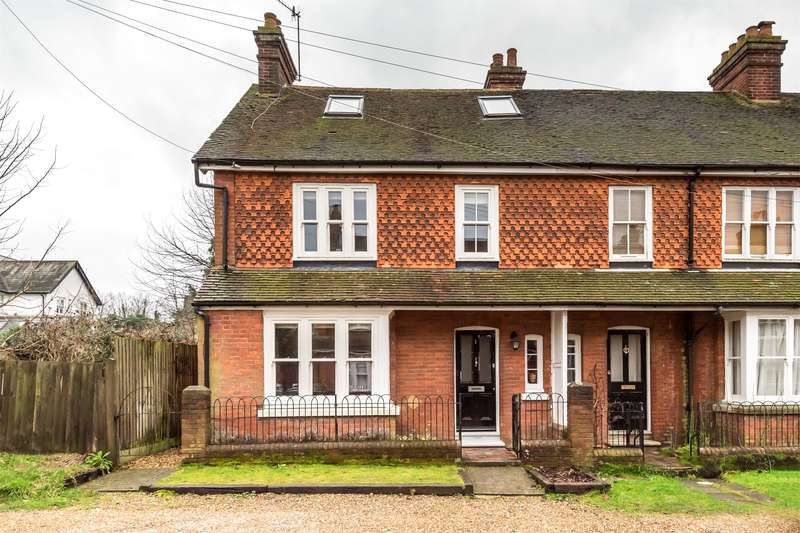 4 Bedrooms End Of Terrace House for sale in Ledbury Road, Reigate, Surrey, RH2