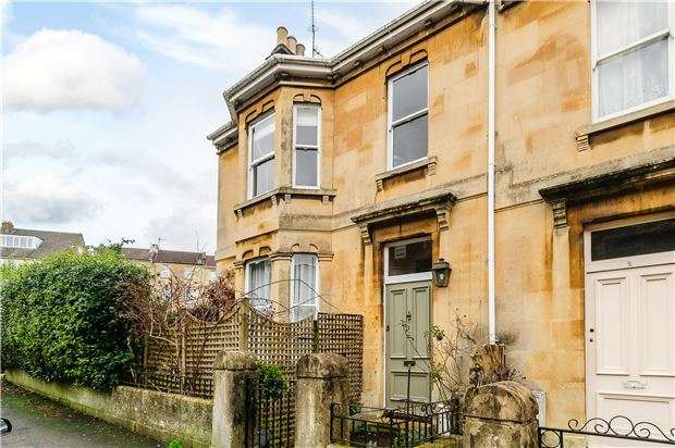 4 Bedrooms End Of Terrace House for sale in Foxcombe Road, BATH