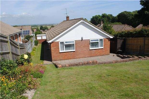3 Bedrooms Detached Bungalow for sale in Pococks Road, EASTBOURNE, BN21 2RP