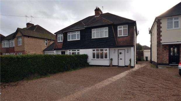 3 Bedrooms Semi Detached House for sale in Moorfield Road, Denham Green, Buckinghamshire