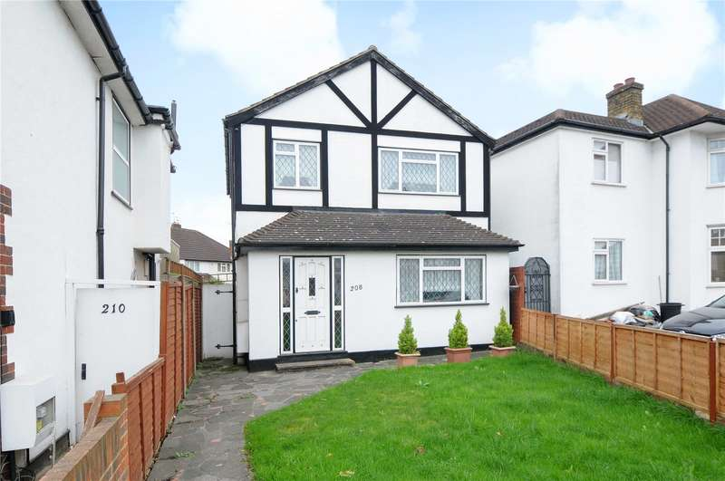 3 Bedrooms Detached House for sale in West End Road, Ruislip, Middlesex, HA4