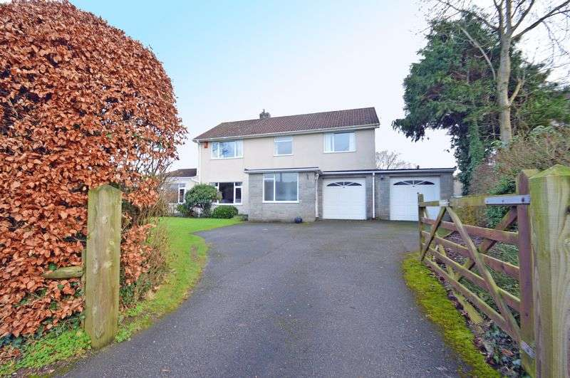 4 Bedrooms Detached House for sale in In a country lane on the outskirts of Langford