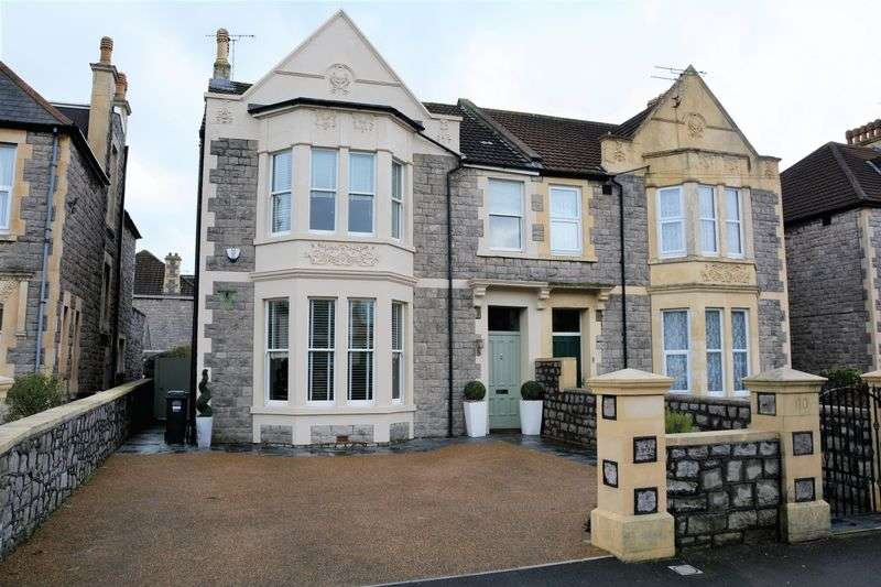 5 Bedrooms Detached House for sale in St. Pauls Road, Weston-Super-Mare