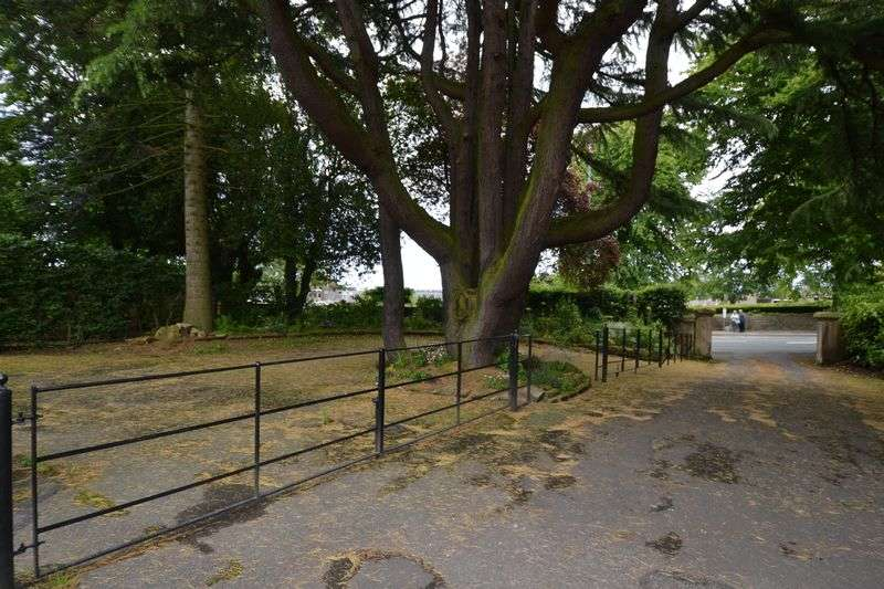 Property for sale in Land In Front Of Belvedere Terrace, Alnwick