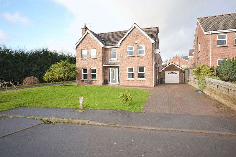 6 Bedrooms Detached House for sale in Broadlands Drive, Carrickfergus