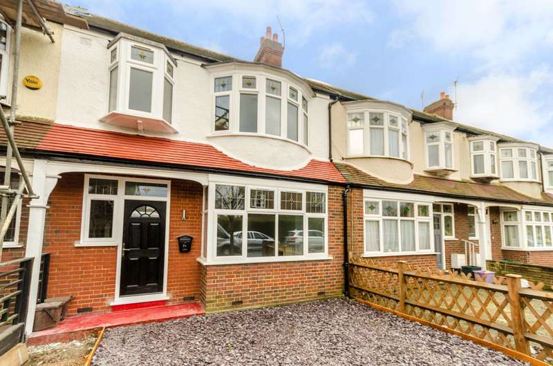 3 Bedrooms House for sale in Westway, Raynes Park, SW20