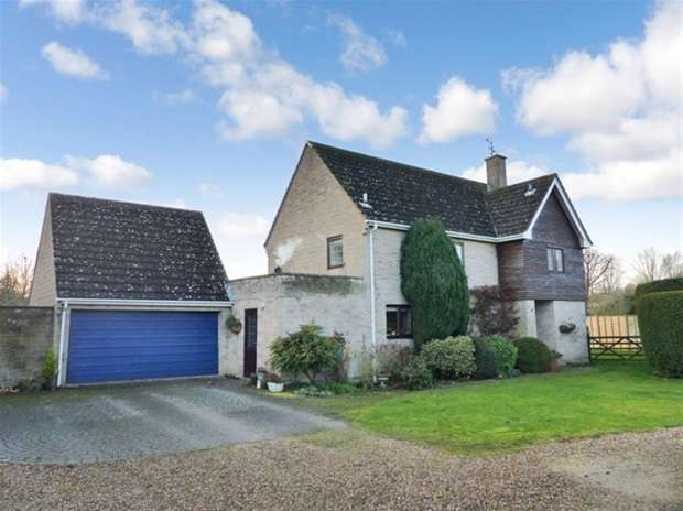 4 Bedrooms Detached House for sale in Walnut Close, Sutton Veny, Warminster