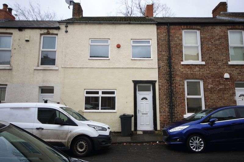 3 Bedrooms Terraced House for sale in Dublin Street, Darlington