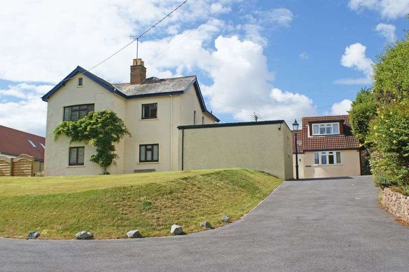 4 Bedrooms Detached House for sale in KNOWLE VILLAGE, BUDLEIGH SALTERTON