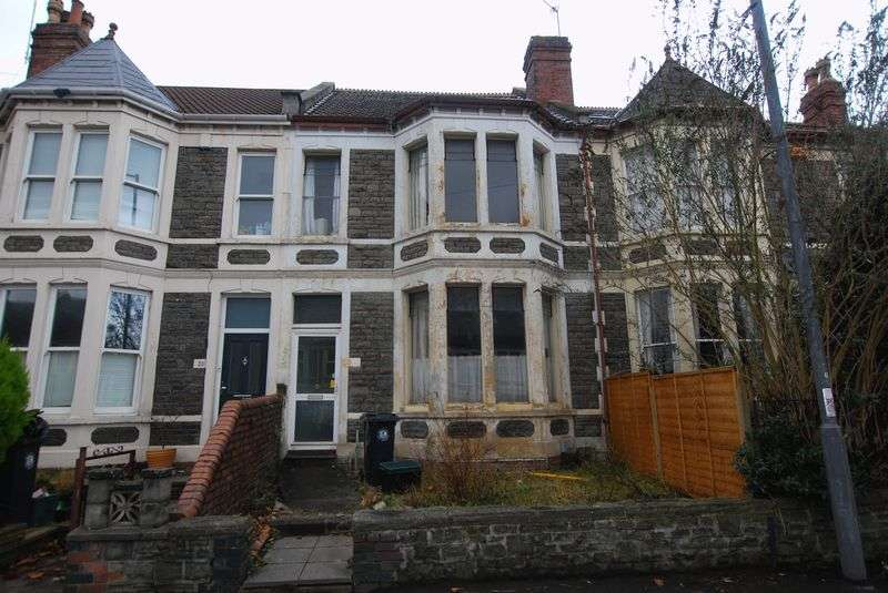 4 Bedrooms Terraced House for sale in Filton Avenue, Bristol