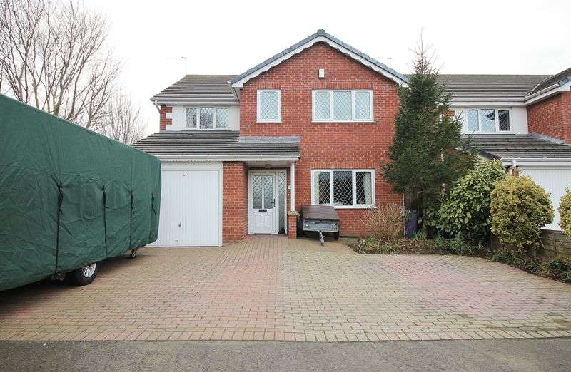 4 Bedrooms Property for sale in 3 Chelwood Close, Preesall, FY6 0JU