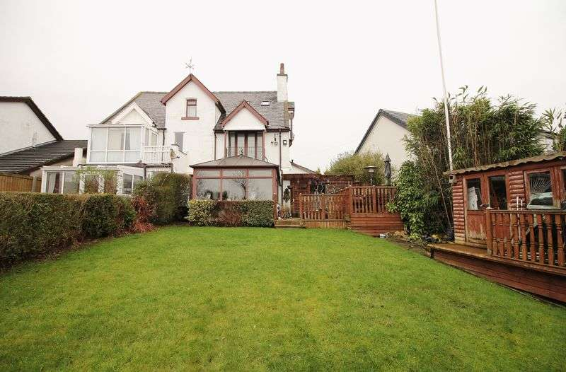 3 Bedrooms Semi Detached House for sale in 1 Shard Cottages, Old Bridge Lane, Poulton-Le-Fylde FY6 9BT