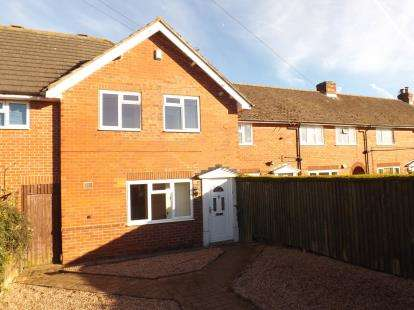 3 Bedrooms Terraced House for sale in Park Avenue, Keyworth, Nottingham
