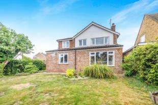5 Bedrooms Detached House for sale in Abingdon Road, Maidstone, Kent