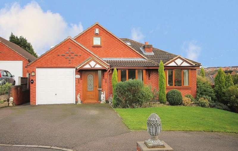 4 Bedrooms Detached House for sale in Hermitage Close, Off Tamworth Road, Polesworth, B78 1EN