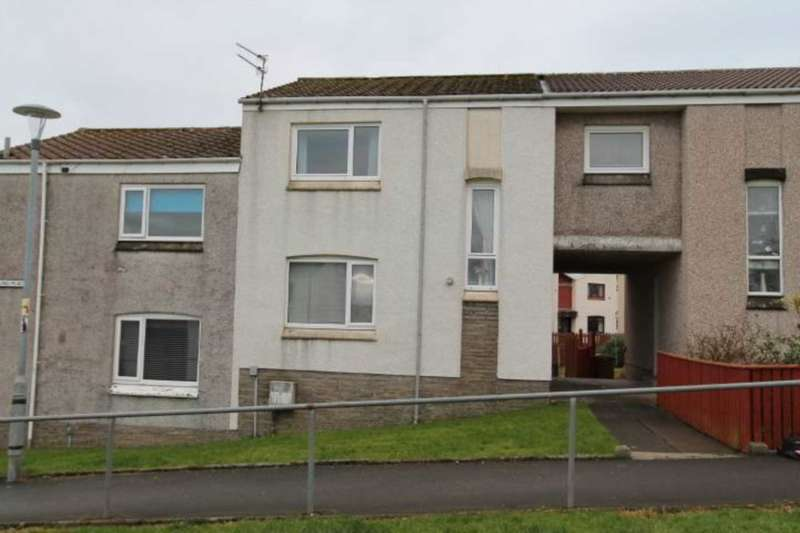 3 Bedrooms Terraced House for sale in Sanderling Place, Johnstone