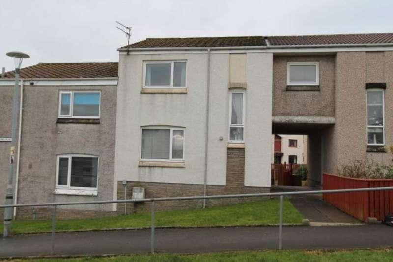 3 Bedrooms Terraced House for sale in Sanderling Place, Johnstone