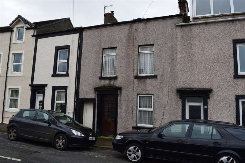 4 Bedrooms Terraced House for sale in Todholes Road, Cleator Moor