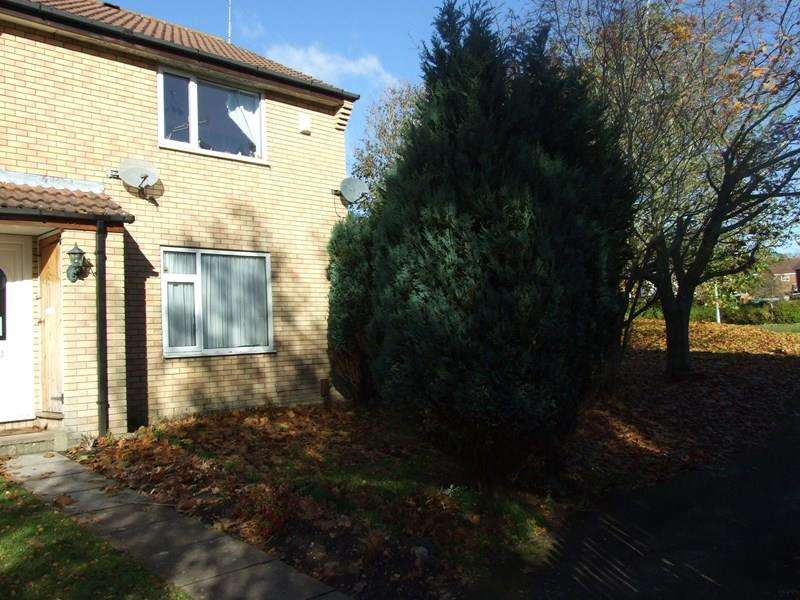 2 Bedrooms End Of Terrace House for sale in Henbury Close, Canford Heath, Poole