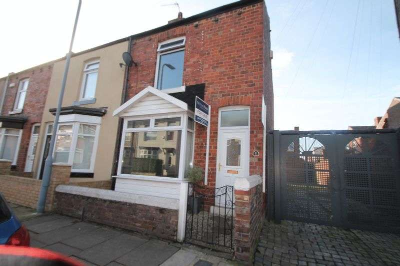 2 Bedrooms Terraced House for sale in Belle Vue Road, Linthorpe