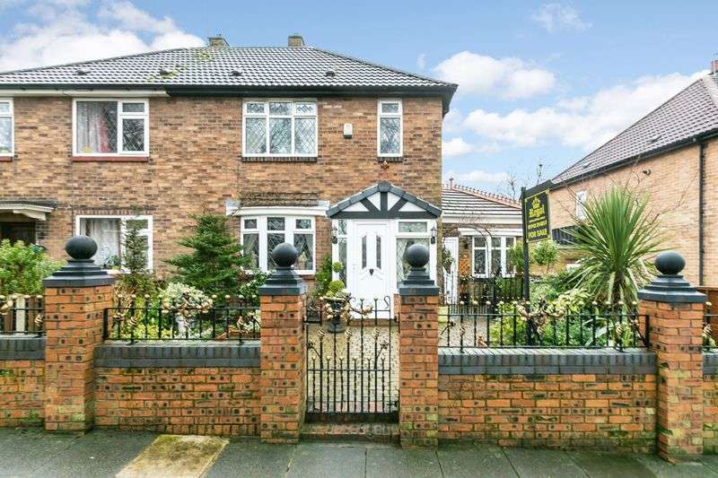 2 Bedrooms Semi Detached House for sale in Norley Hall Avenue, Pemberton, WN5 9TG