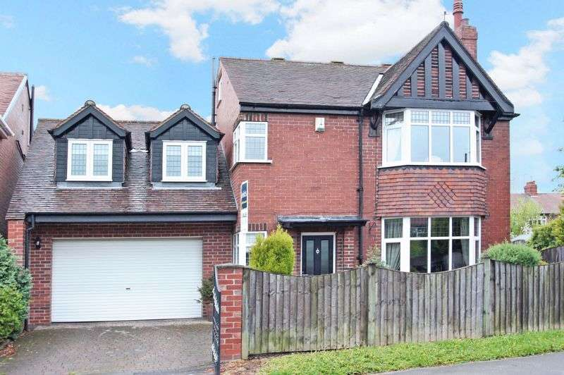 4 Bedrooms Detached House for sale in Highfield Road, Pontefract