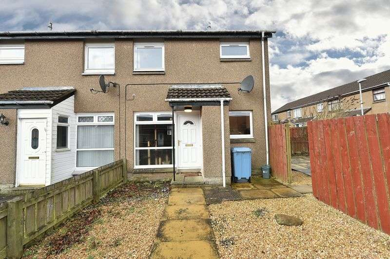 1 Bedroom Terraced House for sale in 106 Glenmore, Whitburn, EH47 8NR
