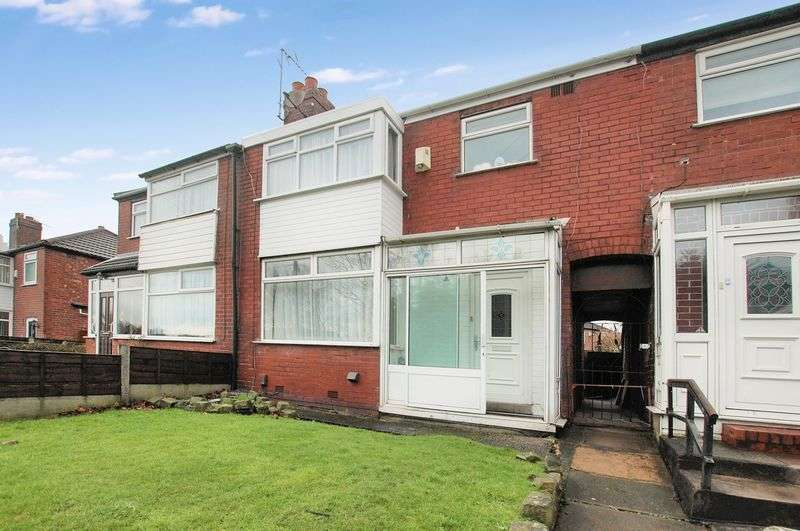 3 Bedrooms Terraced House for sale in Barton Lane, Eccles, Manchester