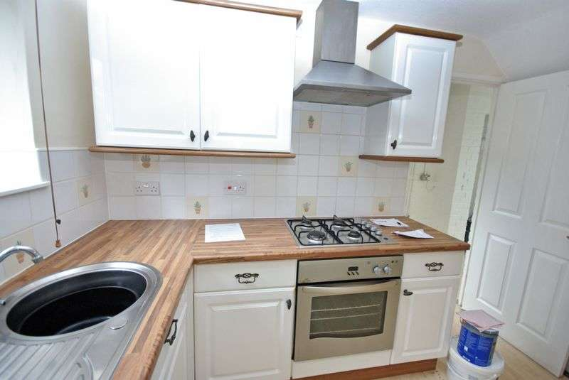 3 Bedrooms Terraced House for sale in Edgehill Road, Carlisle, Cumbria, CA1