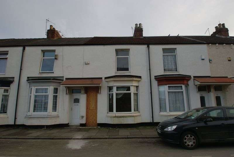 3 Bedrooms Terraced House for sale in Princes Road, Middlesbrough