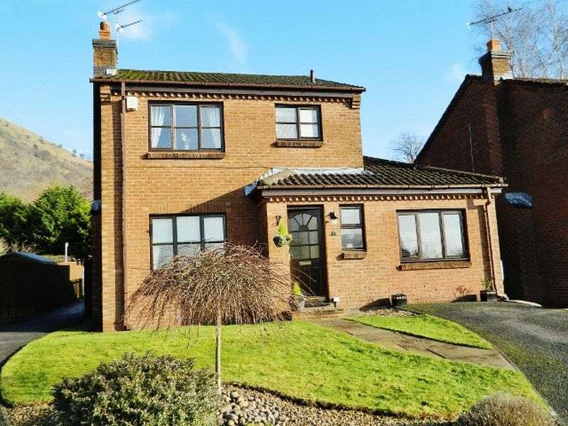 4 Bedrooms Detached House for sale in 7 BEVAN DRIVE ALVA