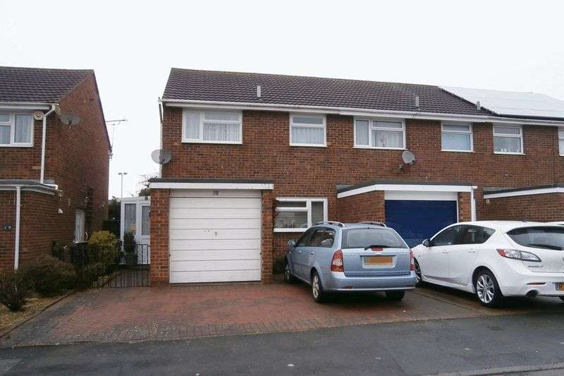 3 Bedrooms Terraced House for sale in Springfield, Tewkesbury