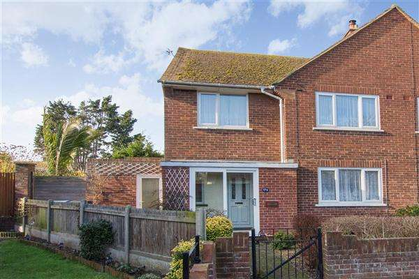 3 Bedrooms End Of Terrace House for sale in Saxons Close, Deal
