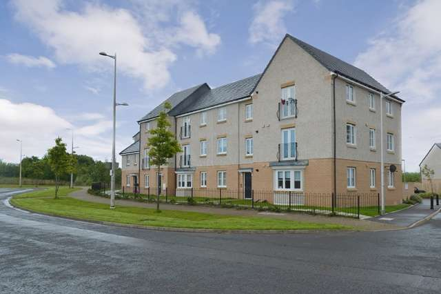 2 Bedrooms Flat for sale in McTaggart Crescent, Motherwell, North Lanarkshire, ML1 4ZH