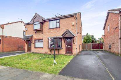 2 Bedrooms Semi Detached House for sale in The Marian Way, Netherton, Liverpool, Merseyside, L30