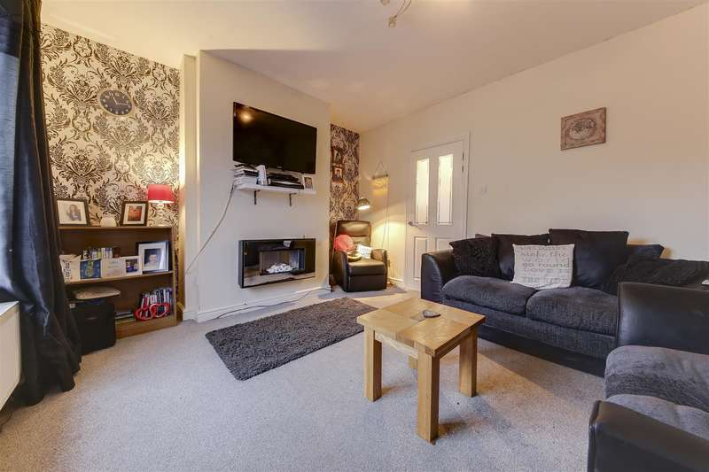 2 Bedrooms Semi Detached House for sale in Laneside Road, Haslingden, Rossendale